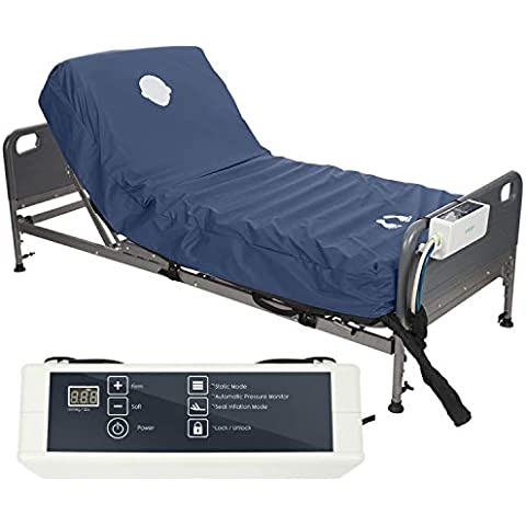 Proactive Medical 80030 Protekt Aire 3000 Low Air Loss and Alternating Pressure Overlay System