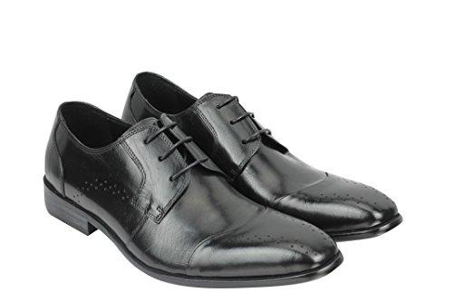Xposed , Chaussures à lacets homme Noir