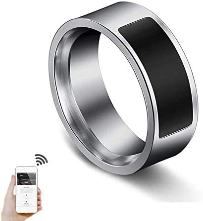 UPANV Multifunctional NFC Smart Ring Waterproof Intelligent Magic Universal Wear Finger Digital Ring for 안드로이드 & NFC Mobile Phone10