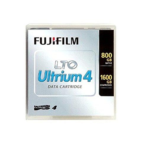 Fuji 26247008 New Sealed LTO-4 Ultrium Tape 800GB/1.6TB Data Cartridge.
