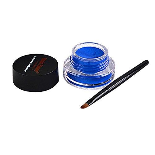 Fenleo Waterproof Long-Lasting Eyeliner Gel Cream Eyes Cosmetic Color Eye Liner