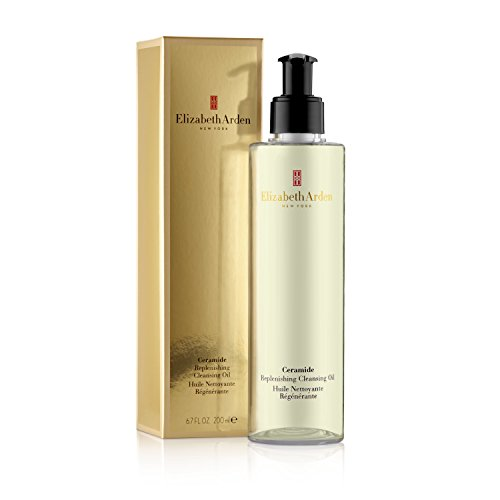 Elizabeth Arden Ceramide Replenishing Cleansing Oil, 6.6 oz