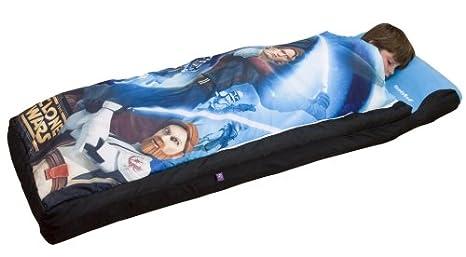 Unbekannt Star Wars Episode 7 Junior Ready Bed aufblasbar Schlafsack Kinderschlafsack Schlaf Bett