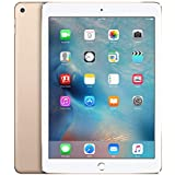 Apple iPad Air 2 9.7-inches 64 GB Tablet Gold, Certified Refurbished By Apple with 1 YEAR Warranty