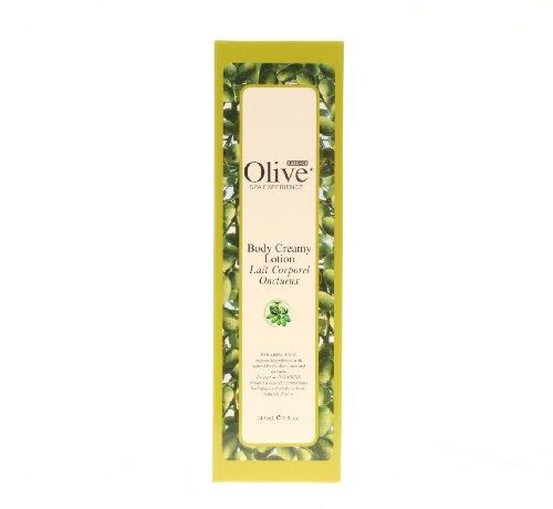 reamy Lotion, Paraben-free, 8 oz (Olive Essence Spa)