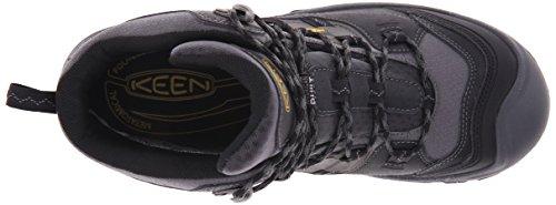 Keen Logan hiking shoe Gentlemen Mid black 2015 hiking shoe Black 9Cqwf