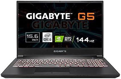 Gigabyte G5 KC-5ES1130SD - Ordenador portátil Gaming de 15.6