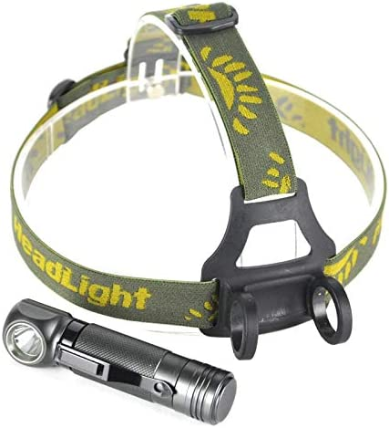 yywl led headlamp Led Headlamp 3-mode Waterproof Headlight Camping Hunting Head Torch By