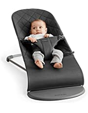 BabyBjorn Bouncer Bliss (Anthracite/Cotton)