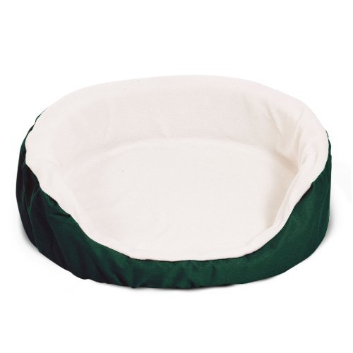 43x28 Green Lounger Pet Dog Bed By Majestic Pet Products Ext