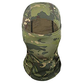 Nuevo Amazon Explosive Camouflage Ninja Mask Riding Mask ...