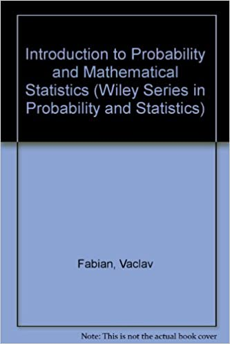 Amazon introduction to probability and mathematical statistics introduction to probability and mathematical statistics wiley series in probability and statistics first edition edition fandeluxe Choice Image