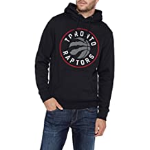 "Licensed NBA Toronto Raptors ""New Circle"" Logo Hoodie"