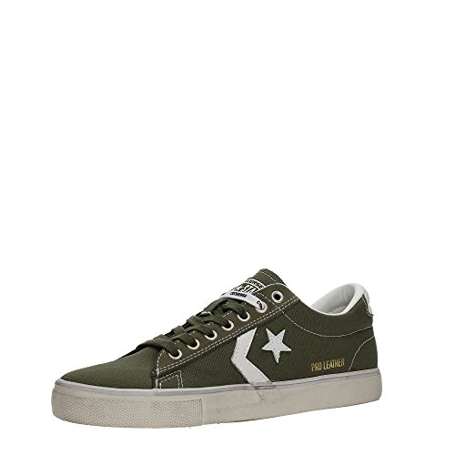 160983C Uomo Olive Medium White Star Converse Sneakers HZwC11q