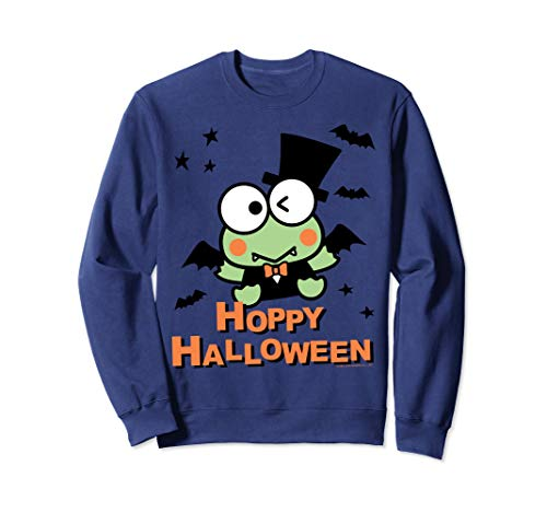 Keroppi Hoppy Halloween Sweatshirt for $<!--$39.99-->