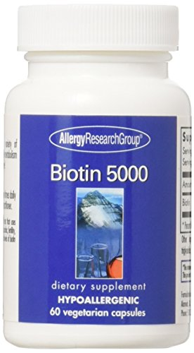 Allergy Research Group Biotin 5000 product image