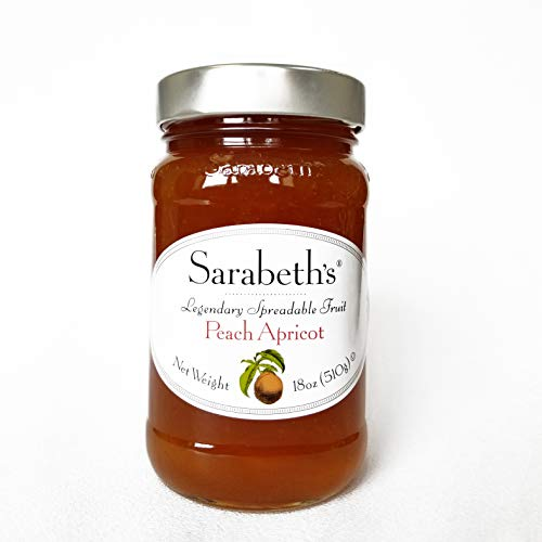 Orange Sweet Preserves - Sarabeth's Legendary Orange-Apricot Preserves - 18 oz