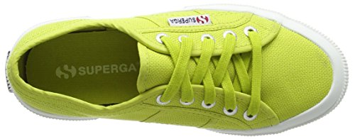 Superga 2750 Top Women's Apple Sneakers Green Lamew Low RraRPOq