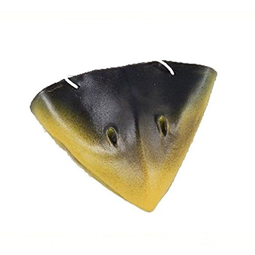 [Crow's Beak Nose Black And Yellow Costume Accessory Elastic Rubber Beak] (Yellow Beak Costume)