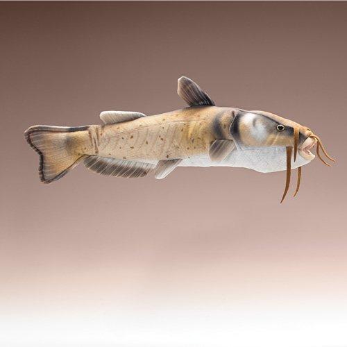 Wildlife Artists Catfish Plush Toy 17 L by Wildlife Artists