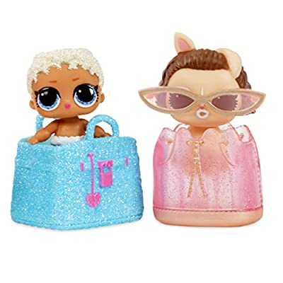 L.O.L. Surprise! Lils with Lil Pets Or Sisters - 2 Pack: Toys & Games