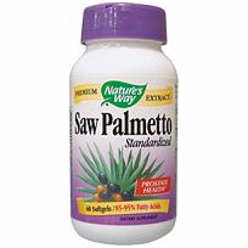 NatureS Way Palmetto Extract Sgel