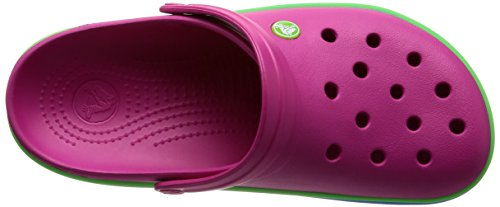Unisex Band Pink Crocs Croslite Rainbow Clogs Candy Crocband CdwtnBxqtO