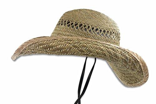 DPC Straw Western Cowboy Hat d9cd8cc7c3b