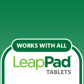 LeapPad Ultra eBooks work with LeapPad Ultra, LeapPad2, LeapPad2 Power and LeapPad1 (sold separately).