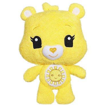 Care Bears Care-A-Lot Friends Funshine Bear - Yellow Plush - Funshine Bear Plush