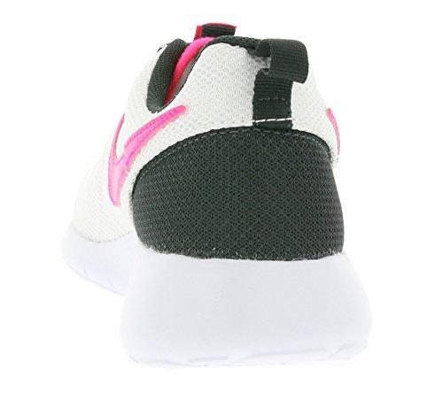 Nike Rosherun (gs) Trainers 599.729 Schoenen Van De (4,5 D (m) Ons, Witte Hyper Roze Antraciet 104)