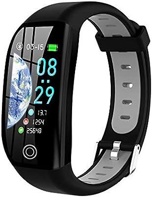 LYY Pulsera de Actividad Inteligente, Reloj Inteligente Impermeable ...