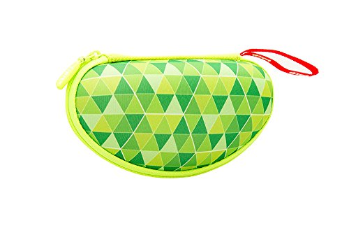 ZIPIT Colorz Box Glasses Case, Green Photo #4