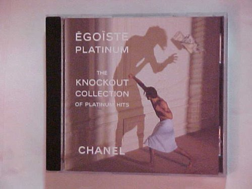 Price comparison product image Egoiste Platinum - The Knockout Collection of Platinum Hits,  Chanel