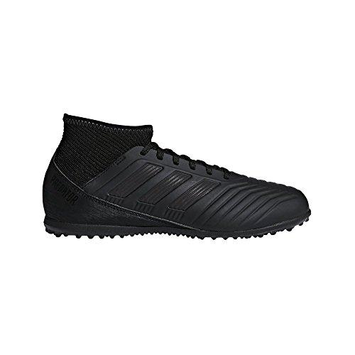 adidas Unisex-Kinder Predator Tango 18.3 TF J Gymnastikschuhe Mehrfarbig (Core Black/utility Black F16/core Black)
