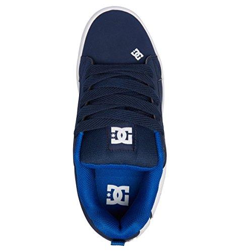 Hommes Chaussures Skateboarding Graffik marine Tribunal Nr6 Dc Royale Bleu Chaussures xxTwtpBU