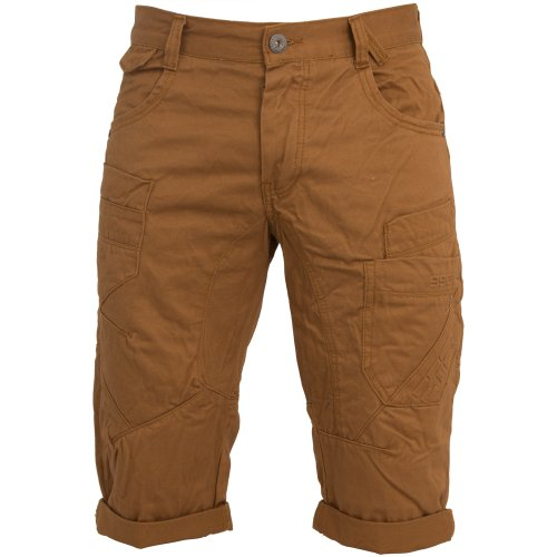 Raw Cargo - ETO Mens Shorts EMS464 (Tan) 30