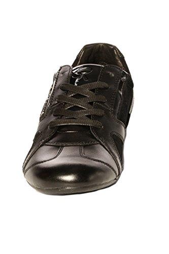 Tripy Ou Basses Noir Synthétique Chaussures Cuir Redskins d1wqxftgd