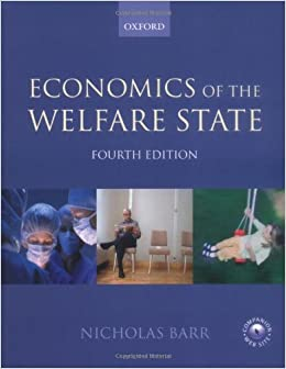 The Economics of the Welfare State