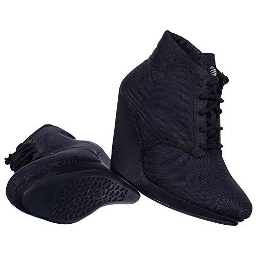 Zapatillas Adidas SLVR de suela con cuña, para mujer Amarillo - G45645