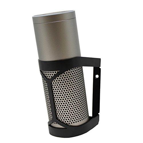 HumanCentric Amazon Echo, Echo Plus, and UE Boom Wall Mount Bracket Holder | Custom Mount for Alexa Speaker (Speakers Mounting Accessories Bracket)