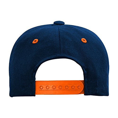 a7c6e96a NFL Chicago Bears Youth Boys 8-20 Basic 2 Tone Flatbrim - Import It All