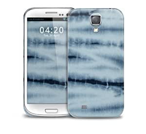 Tie Dye Fabric Samsung Galaxy S4 GS4 protective phone case