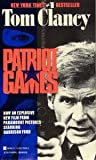 Patriot Games, Tom Clancy, 0425134350
