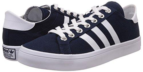 Baskets Court Basses Vantage blau Adidas Bleu Homme xET4SFqwq