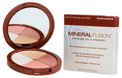 MINERAL FUSION Illuminating powder radiance by mineral fusion, 0.29 oz, 0.29 Ounce ()