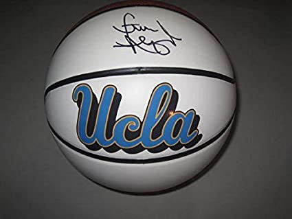 Steve Alford Signed Basketball Card Greats Of The Game Autographed