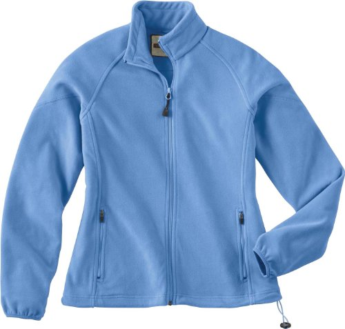 Ash City - North End Ladies' Microfleece Unlined Jacket S Lake Blue 800