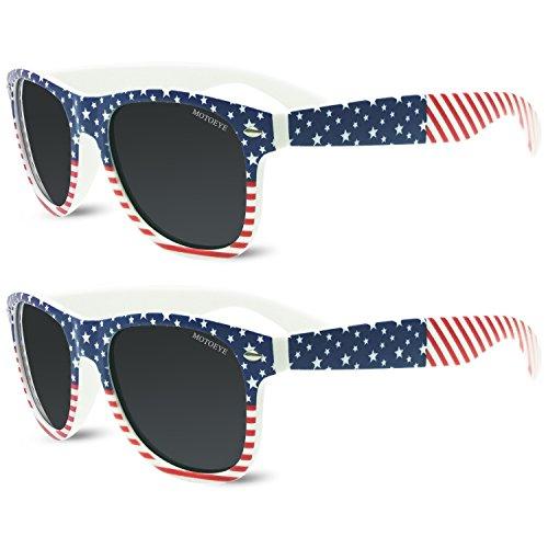 Price comparison product image Kids Polarized Cat Eye Aviator Sunglasses for Girls Boys Children Pack of 2