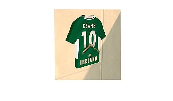 República de Irlanda camiseta de fútbol Internacional ...